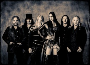 Nightwish Promo Pic 2015